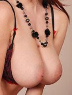 Busty redhead Agnes