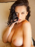 Busty Cosmid model Eugenia (aka Katie Fey)