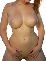 Busty Felicia nude