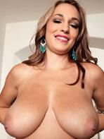 Busty Scoreland model Jazmine naked