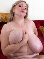Chubby blonde Antica