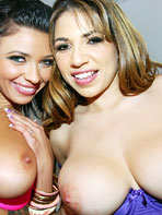 Halie James and Heaven Summers