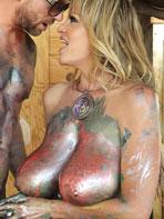 Porn artist Kelly Madison