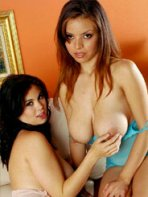 Yurizan with lesbian friend
