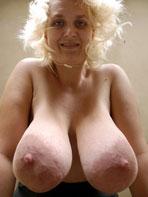 Busty mature amateur Sonja