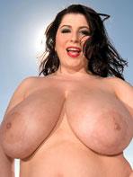 Natalie Fiore's big tits