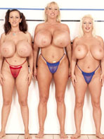 Big boobs lineup