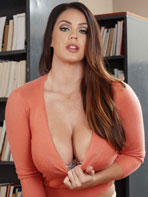 Busty student Alison Tyler