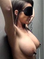 Kinky photos of Nikki Sims