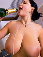 Shione Cooper celebrates