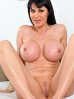 Eva Karera exposing her fake tits