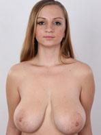Czech blonde amateur model Renata
