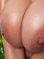 Katarina Angel with oiled tits