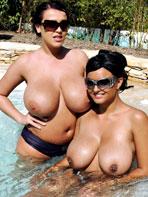 Leanne & Kelley