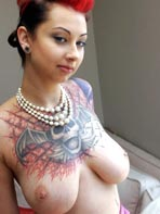 Tattooed Brenna