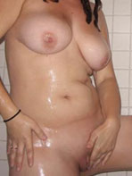 Buxom ex girlfriend