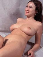 All natural amateur tits