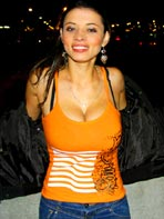 Beautiful Night with Aria Valentino