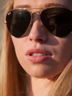 Blonde beauty Kerstin Dorsia