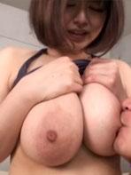 Busty Asian babe Momoka
