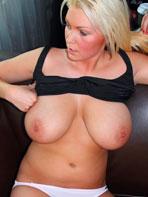 Busty blonde Brooke Alexander