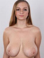 Czech model Renata
