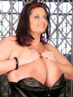 Maria Moore in Black