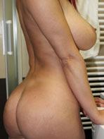 Perfect amateur ass