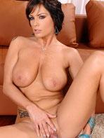 Sheila Grant dildoing