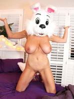 The horny bunny
