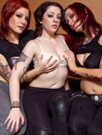 Three sexy Cosmid models
