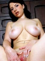 Huge natural titties