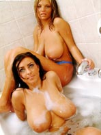 Big Tits Bathtime Ewa 11