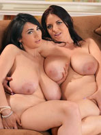 Joanna Bliss and Luna Amor