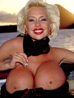 Sarenna's boob cruise