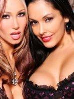 Sandee Westgate and Nina