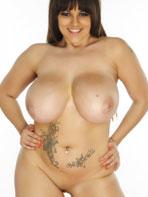 Chubby babe Terri nude