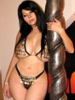 Curvy latina Maritza Mendez