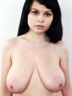 Czech Casting amateur model Libuse