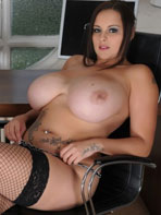 Terri Jane's big titties