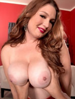 Titjob action with Harmony White
