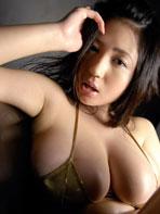 Nonami Takizawa wearing a bikini